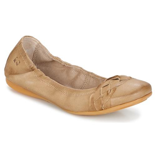 Obuća Žene  Balerinke i Mary Jane cipele Dream in Green CICALO Bež