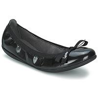 Obuća Žene  Balerinke i Mary Jane cipele LPB Shoes ELLA VERNIS Crna