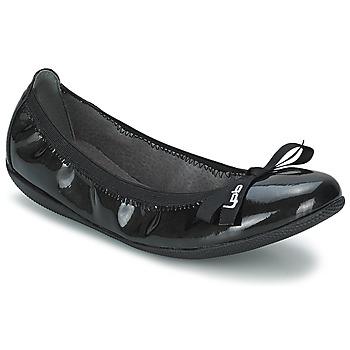 Obuća Žene  Balerinke i Mary Jane cipele Les Petites Bombes ELLA VERNIS Crna