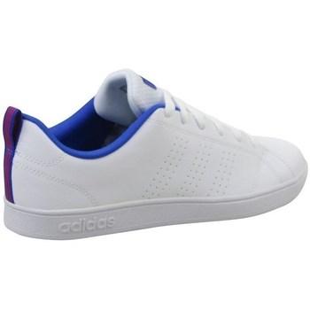 Obuća Djeca Niske tenisice adidas Originals VS Advantage CL K Bijela