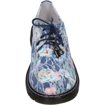 Obuća Djevojčica Derby cipele & Oksfordice Enrico Coveri Klasična AG247 Plava