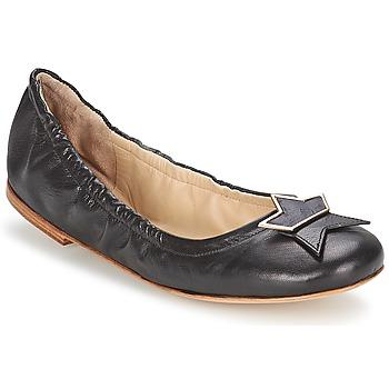 Obuća Žene  Balerinke i Mary Jane cipele See by Chloé SB24125 Crna