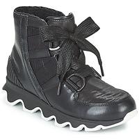 Obuća Žene  Čizme za snijeg Sorel KINETIC™ SHORT LACE Crna