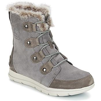 Obuća Žene  Čizme za snijeg Sorel SOREL™ EXPLORER JOAN Siva