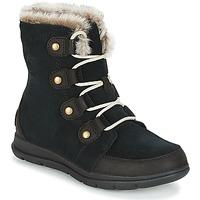 Obuća Žene  Čizme za snijeg Sorel SOREL™ EXPLORER JOAN Crna