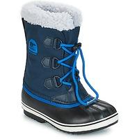 Obuća Djeca Čizme za snijeg Sorel YOOT PAC NYLON Blue