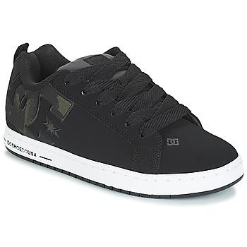 Obuća Muškarci  Obuća za skateboarding DC Shoes CT GRAFFIK SE M SHOE BLO Crna