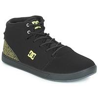 Obuća Djeca Visoke tenisice DC Shoes CRISIS HIGH SE B SHOE BK9 Crna / Zelena