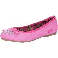 Obuća Djevojčica Balerinke i Mary Jane cipele Lulu AG639 Ružičasta