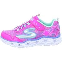 Obuća Djevojčica Niske tenisice Skechers Galaxy Lights Kinder Ružičasta
