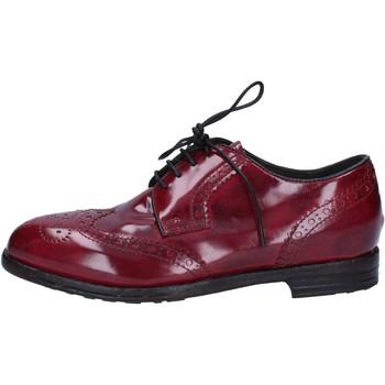 Obuća Žene  Derby cipele & Oksfordice Moma classiche bordeaux pelle lucida AC304 Rosso