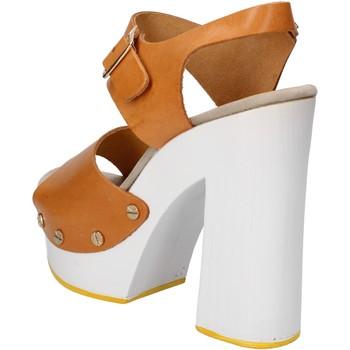 Obuća Žene  Sandale i polusandale Suky Brand Sandale AC485 Smeđa