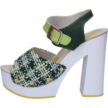 Obuća Žene  Sandale i polusandale Suky Brand Sandale AC489 Zelena