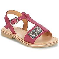 Obuća Djevojčica Sandale i polusandale Mod'8 ZAZIE Ružičasta