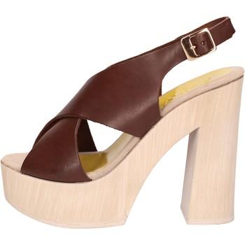 Obuća Žene  Sandale i polusandale Suky Brand Sandale AC799 Smeđa