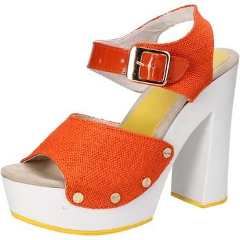 Obuća Žene  Sandale i polusandale Suky Brand Sandale AC802 naranča