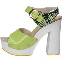Obuća Žene  Sandale i polusandale Suky Brand Sandale AC811 Zelena