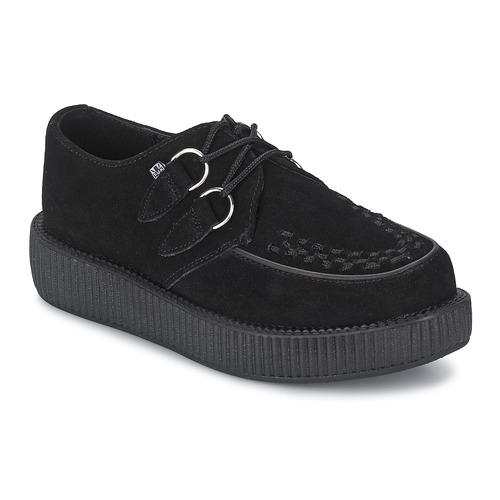 Obuća Derby cipele TUK MONDO LO Crna