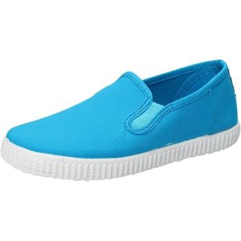 Obuća Dječak  Slip-on cipele Cienta Cipele Tenisice AD780 Nebeski