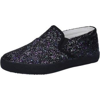 Obuća Djevojčica Slip-on cipele Date AD836 Crna
