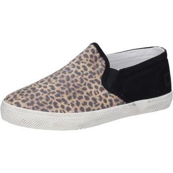 Obuća Djevojčica Slip-on cipele Date AD837 Crna