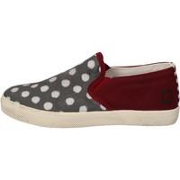 Obuća Djevojčica Slip-on cipele Date AD841 Red
