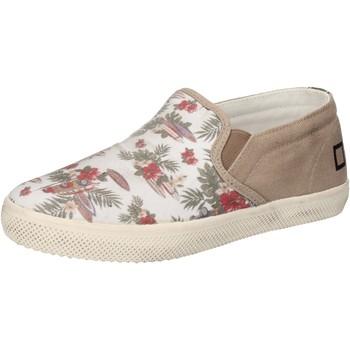 Obuća Djevojčica Slip-on cipele Date AD848 Bijela