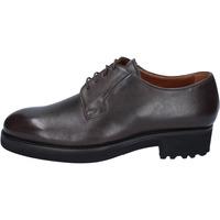 Obuća Muškarci  Derby cipele Alexander Klasična BY450 Smeđa