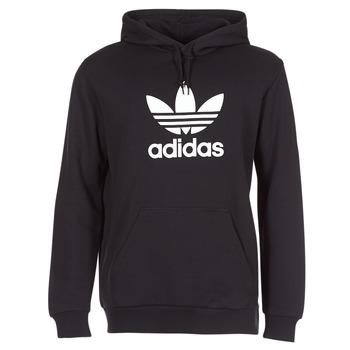 Odjeća Muškarci  Sportske majice adidas Originals TREFOIL HOODIE Crna