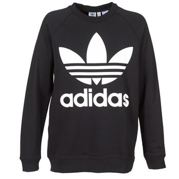 Odjeća Žene  Sportske majice adidas Originals OVERSIZED SWEAT Crna