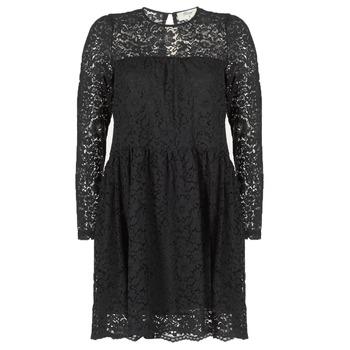 Odjeća Žene  Kratke haljine Betty London IAOUDA Crna