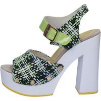 Obuća Žene  Sandale i polusandale Suky Brand Sandale AB309 Zelena