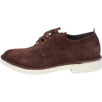 Obuća Muškarci  Derby cipele & Oksfordice Moma AB442 Smeđa