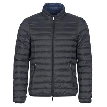Odjeća Muškarci  Pernate jakne Emporio Armani TRAS Crna