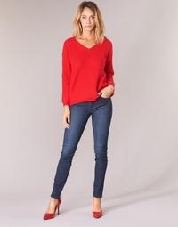 Odjeća Žene  Skinny traperice Emporio Armani ISIWA Blue