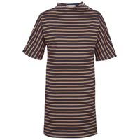 Odjeća Žene  Kratke haljine Petit Bateau TUESDAY Žuta