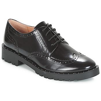 Obuća Žene  Derby cipele Karston OLENDA Crna