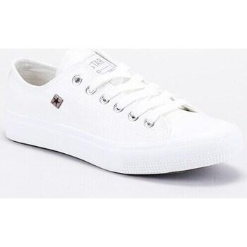 Obuća Muškarci  Niske tenisice Big Star V174347 Bijela