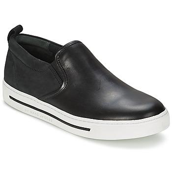 Obuća Žene  Slip-on cipele Marc by Marc Jacobs CUTE KIDS Crna