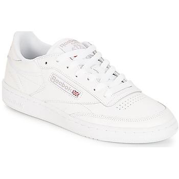 Obuća Žene  Niske tenisice Reebok Classic CLUB C 85 White