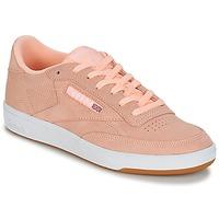 Obuća Žene  Niske tenisice Reebok Classic CLUB C 85 Pink