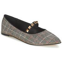 Obuća Žene  Balerinke i Mary Jane cipele Menbur DOUMIER Crna / Red