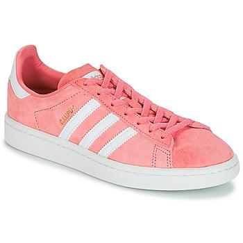 Obuća Žene  Niske tenisice adidas Originals CAMPUS W Ružičasta