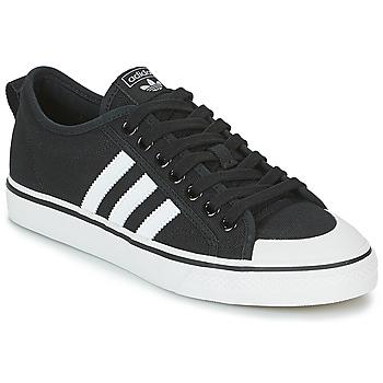 Obuća Niske tenisice adidas Originals NIZZA Crna / Bijela