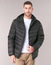 Odjeća Muškarci  Pernate jakne Geox DENNIE Crna