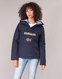 Odjeća Žene  Parke Napapijri RAINFOREST WINTER Blue