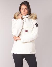 Odjeća Žene  Parke Napapijri SKIDOO Bijela