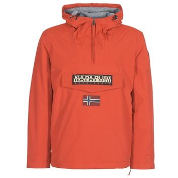 Odjeća Muškarci  Parke Napapijri RAINFOREST WINTER Narančasta