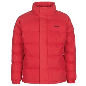 Odjeća Pernate jakne Schott NEBRASKA Red