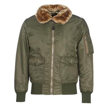 Odjeća Muškarci  Kratke jakne Schott OHARA Kaki